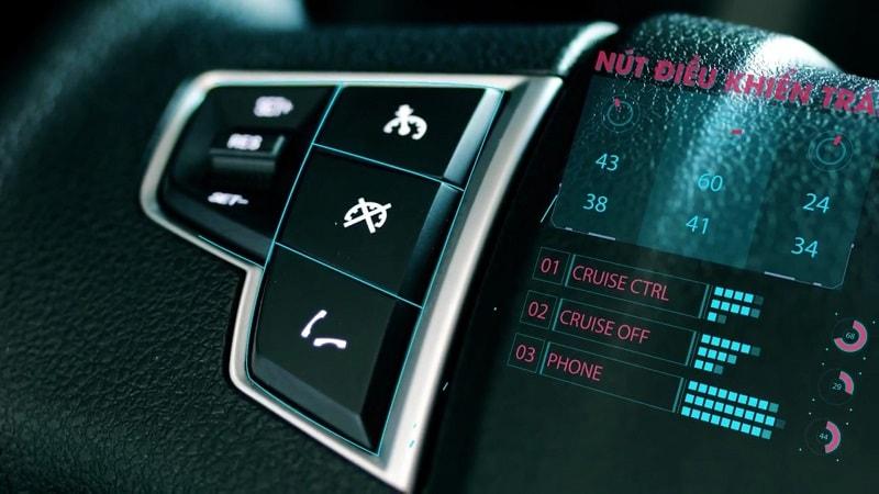 Nút điều khiển vô-lăng iz65