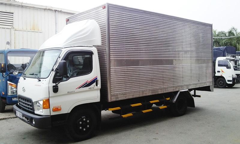 xe tải hyundai hd72 3.5t