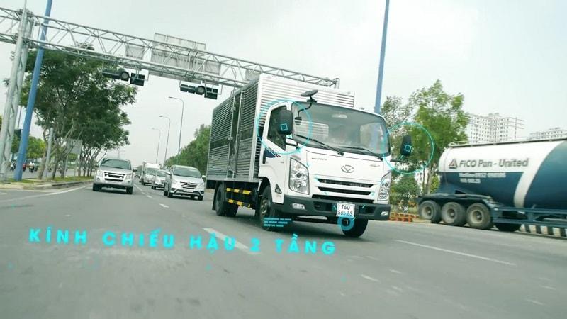 Ngoại thất xe tải IZ65